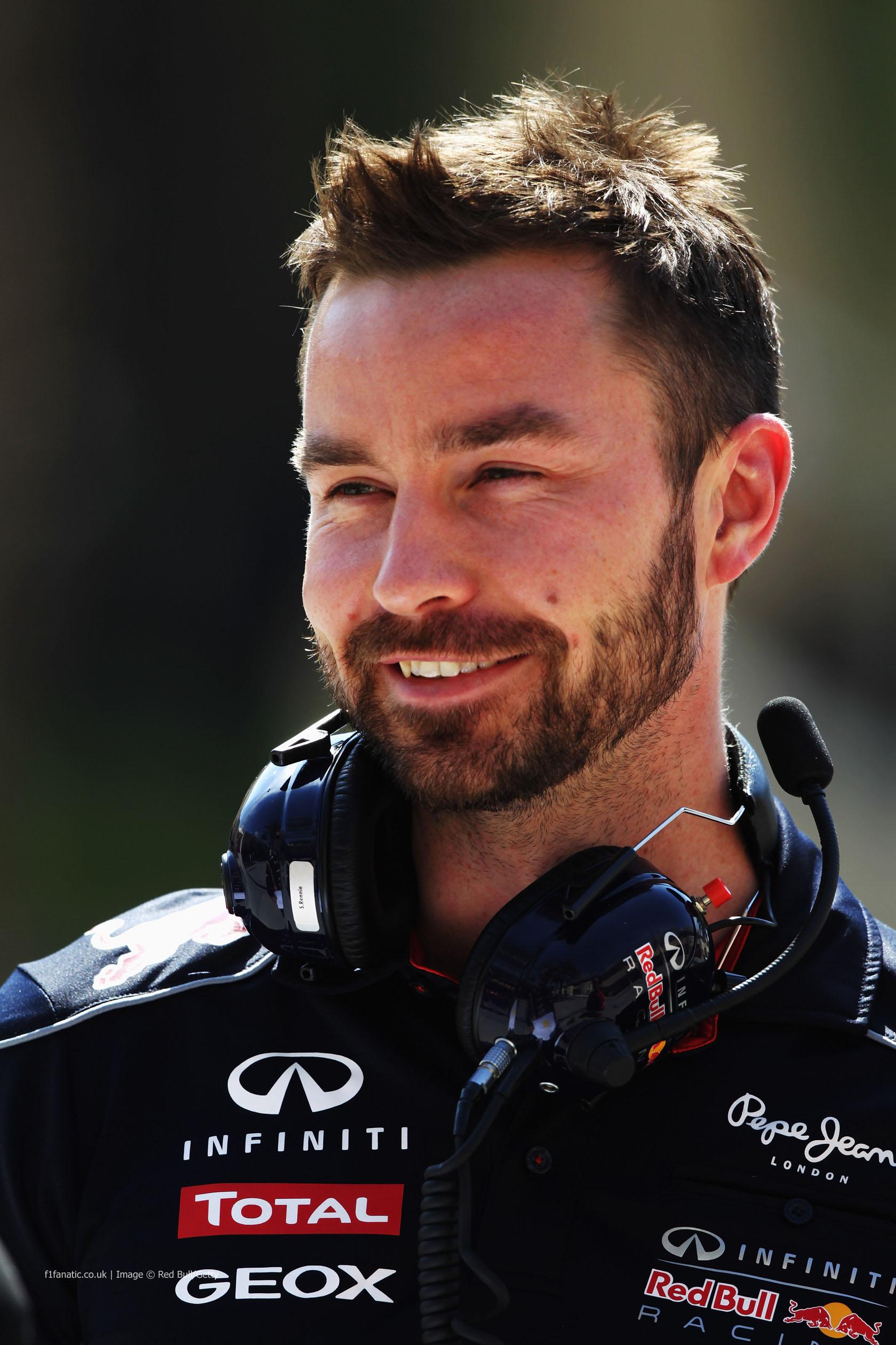 Simon Rennie, Red Bull, Bahrain, 2014