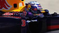 Daniel Ricciardo, Red Bull, Bahrain, 2014