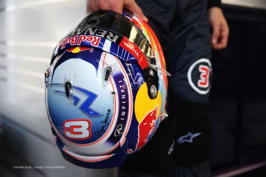 Daniel Rcciardo, Red Bull, Bahrain, 2014