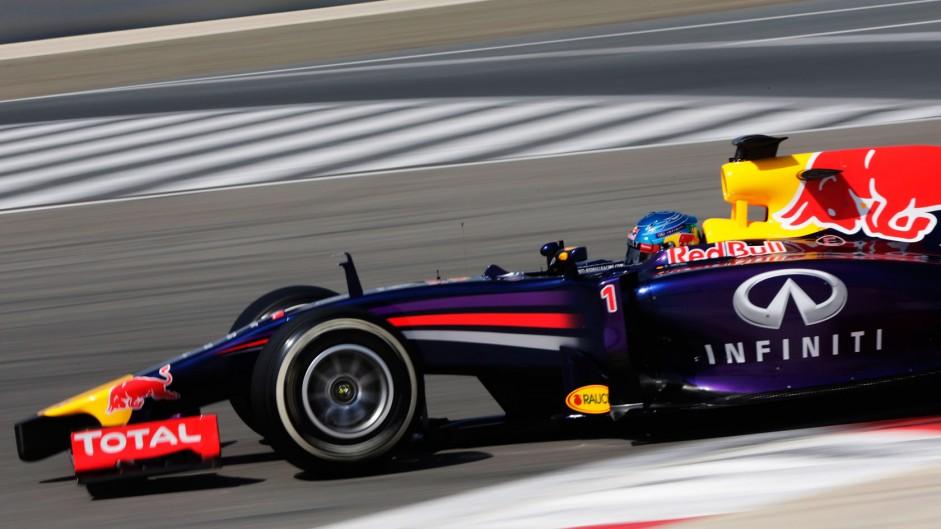 Vettel pins hopes on Australia upgrades