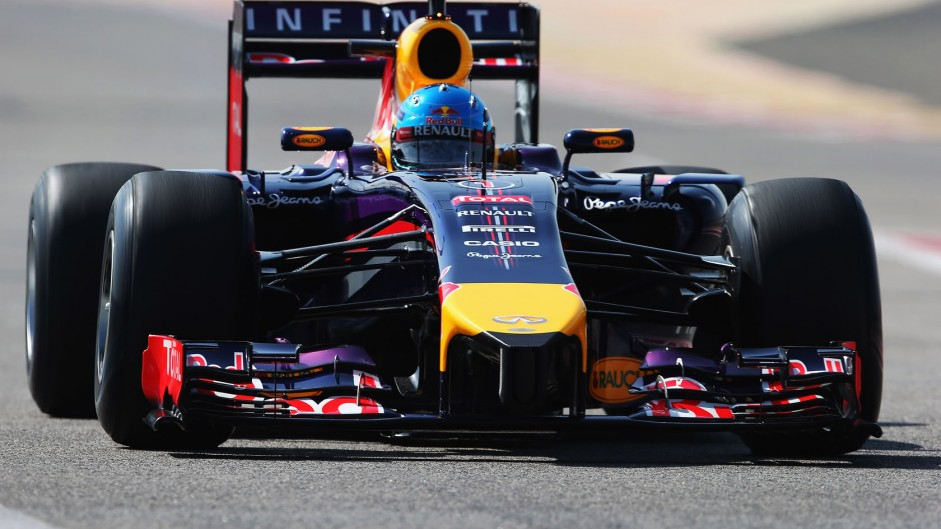 Red Bull encouraged by progress in Bahrain