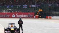 Sebastian Vettel, Red Bull, Silverstone, 2013