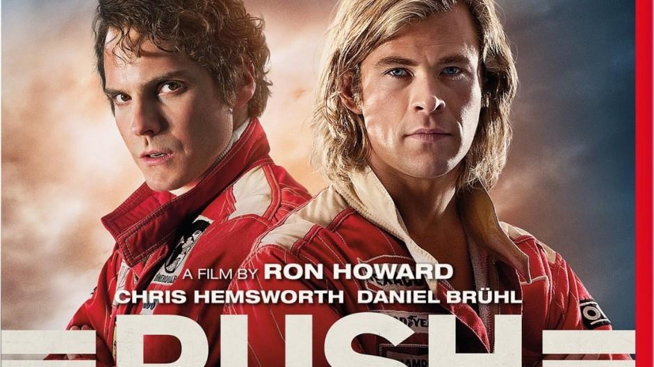 Rush Blu-ray/DVD reviewed