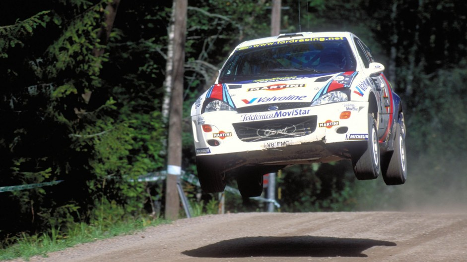 Ford Focus, Finland, 2000