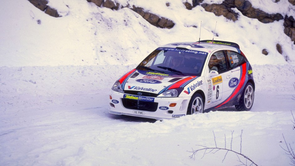 Ford Focus, Monte-Carlo, 2000