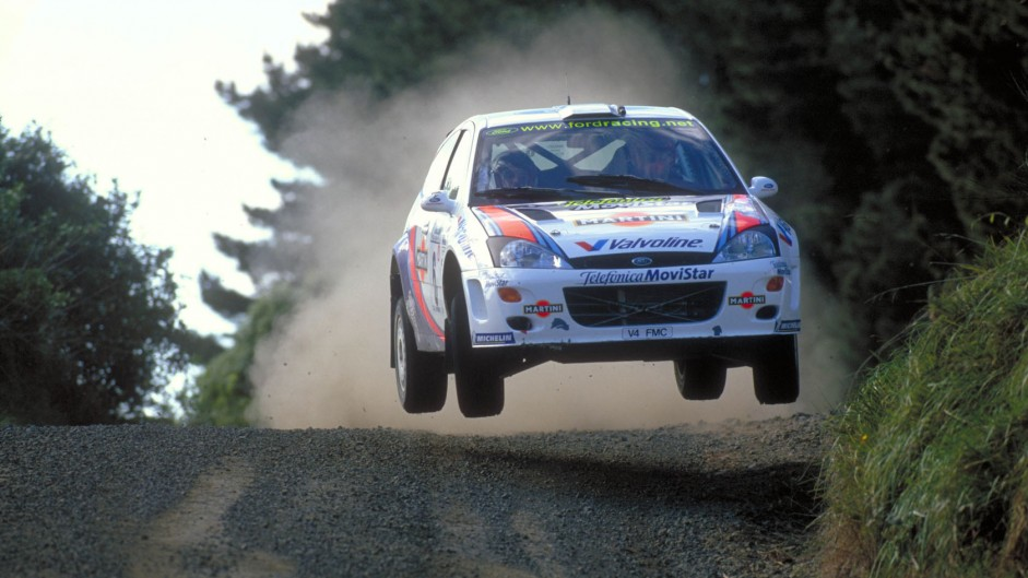 Ford Focus, New Zealand, 2000