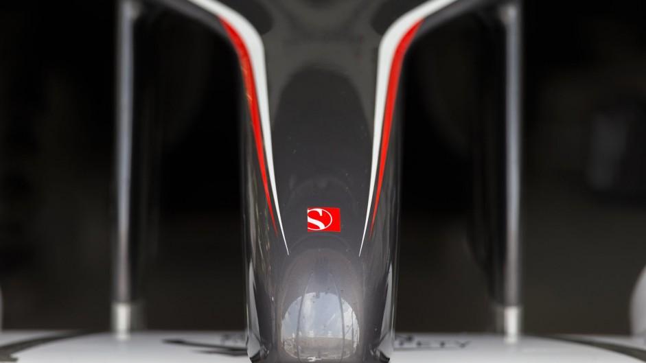 Sauber, Bahrain, 2014