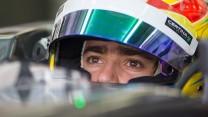 Esteban Gutierrez, Sauber, Bahrain, 2014