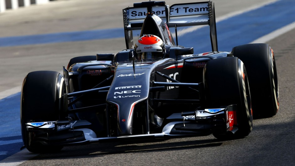 Sauber go conservative after 2013 setback