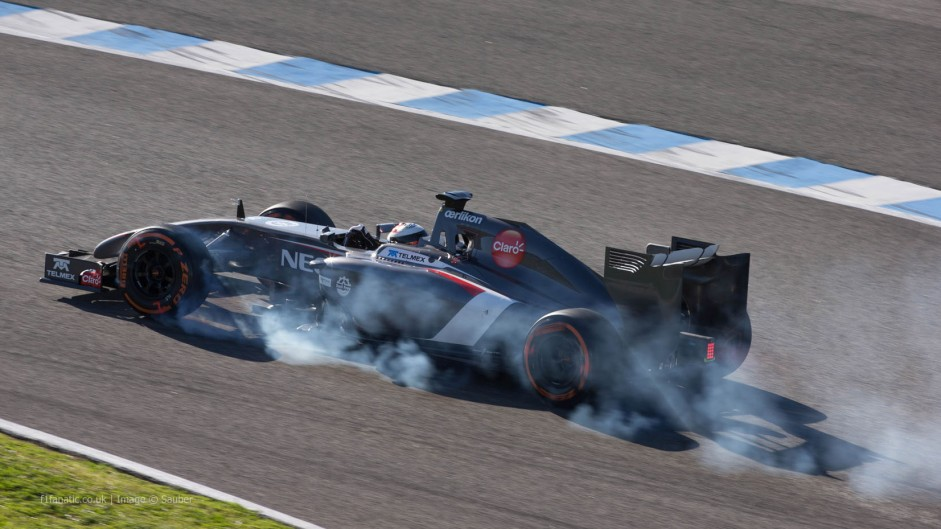 Sauber plan brake fix and new aero for Bahrain