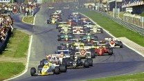 Start, Estoril, 1984