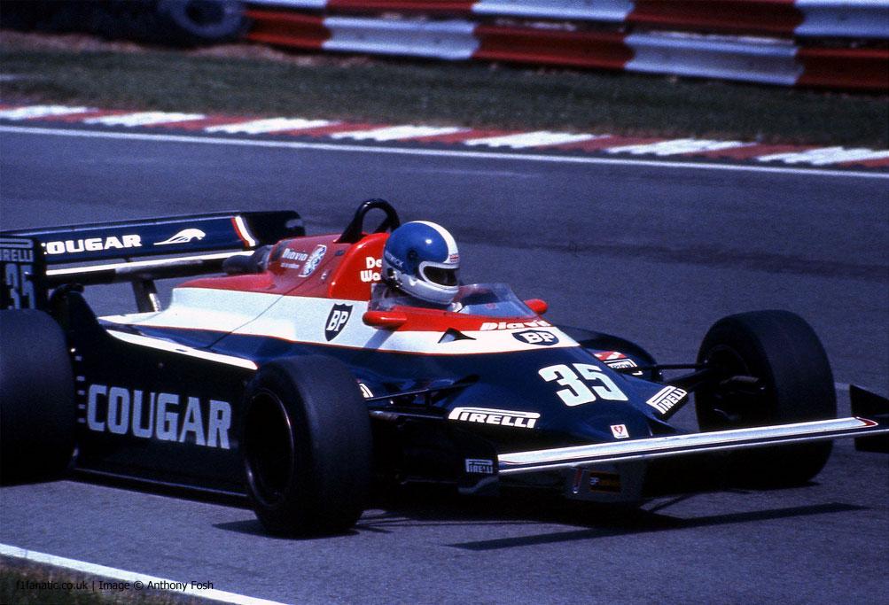 Derek Warwick, Toleman, Brands Hatch, 1982