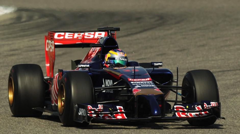 "Toro Rosso have ""major problems"" – Vergne"