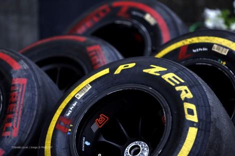 Tyres, Bahrain, 2014