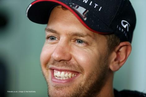 Sebastian Vettel, Red Bull, Suzuka, 2014
