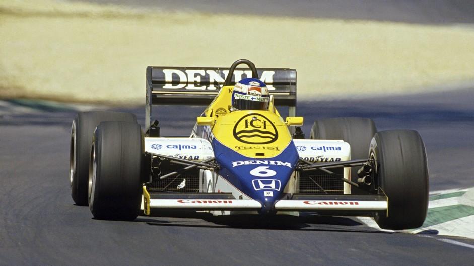Keke Rosberg, Williams, Adelaide, 1985