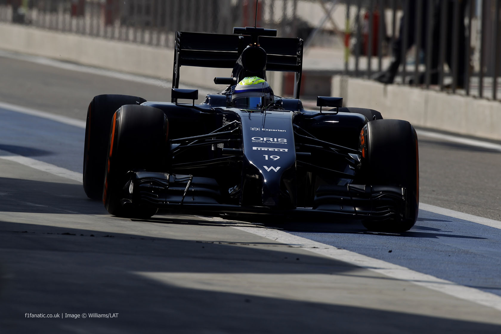 Felipe Massa, Williams, Bahrain, 2014