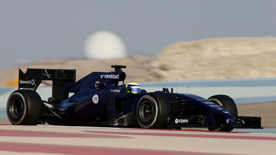 Testing pace suggests Williams' revival is real