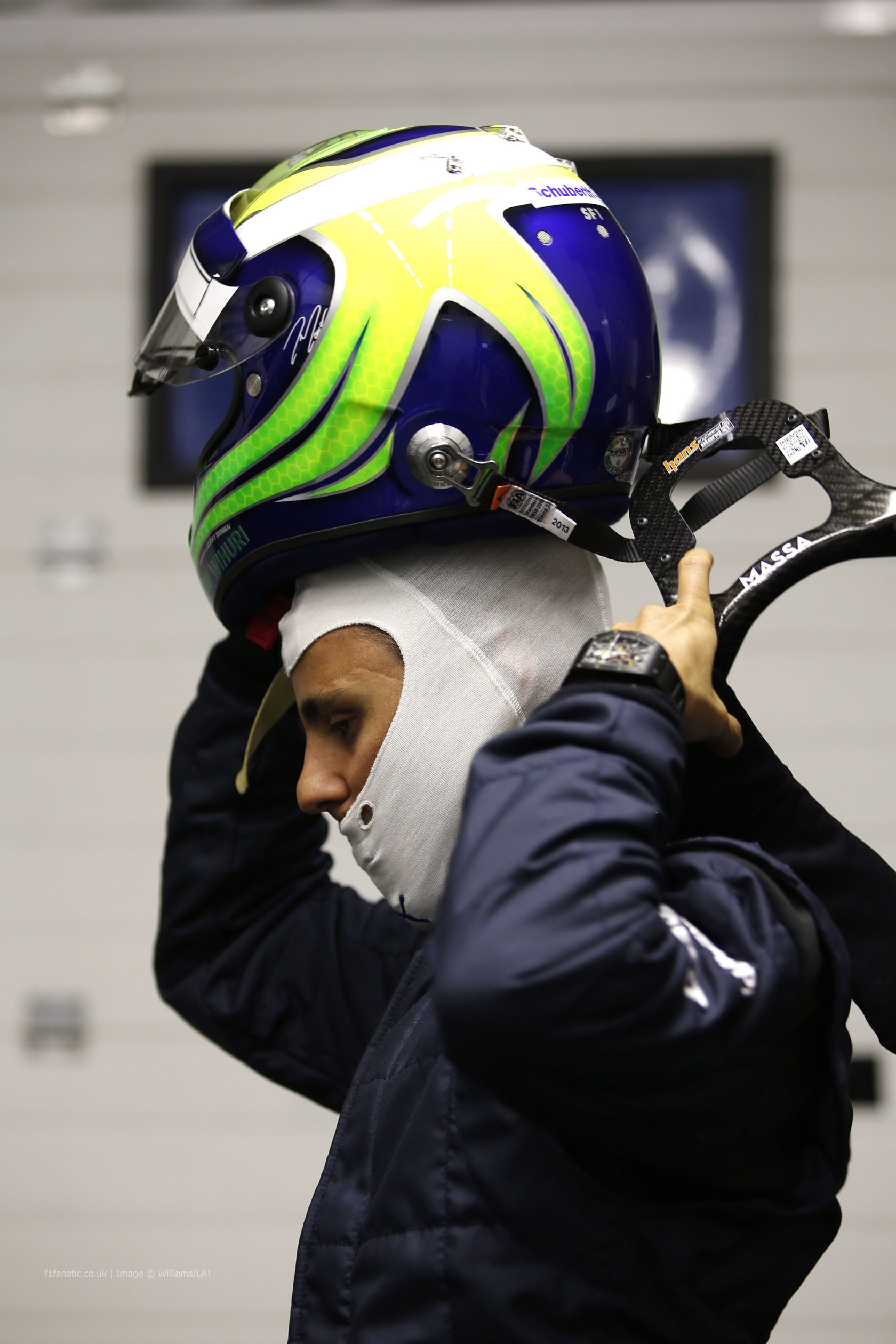 Felipe Massa, Williams, Jerez, 2014