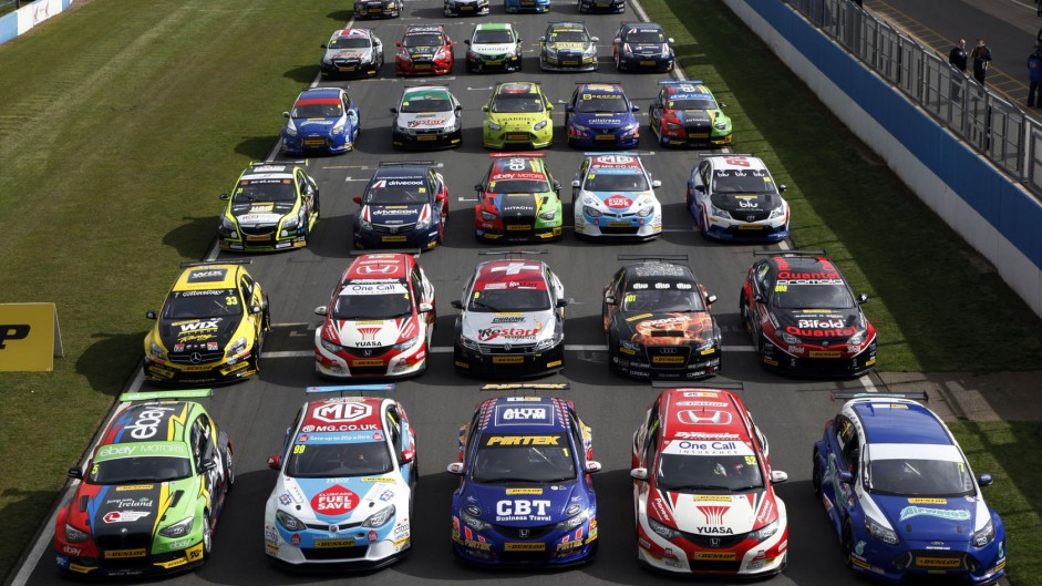 Live: 2014 BTCC Brands Hatch