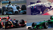 Which team has the best-looking car of 2014?