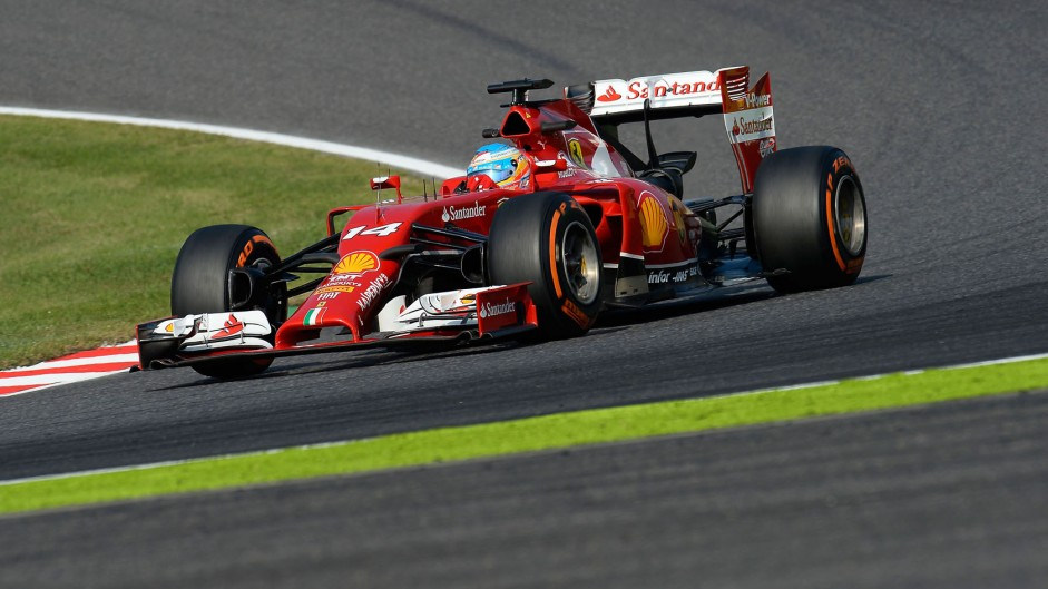 Early race start due to Phanfone still possible – Alonso