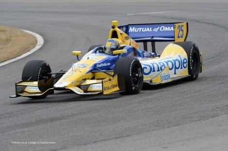 Marco Andretti, Andretti, Barber Motorsport Park, 2014