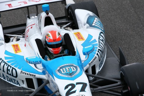 James Hinchcliffe, Andretti, Barber Motorsport Park, 2014