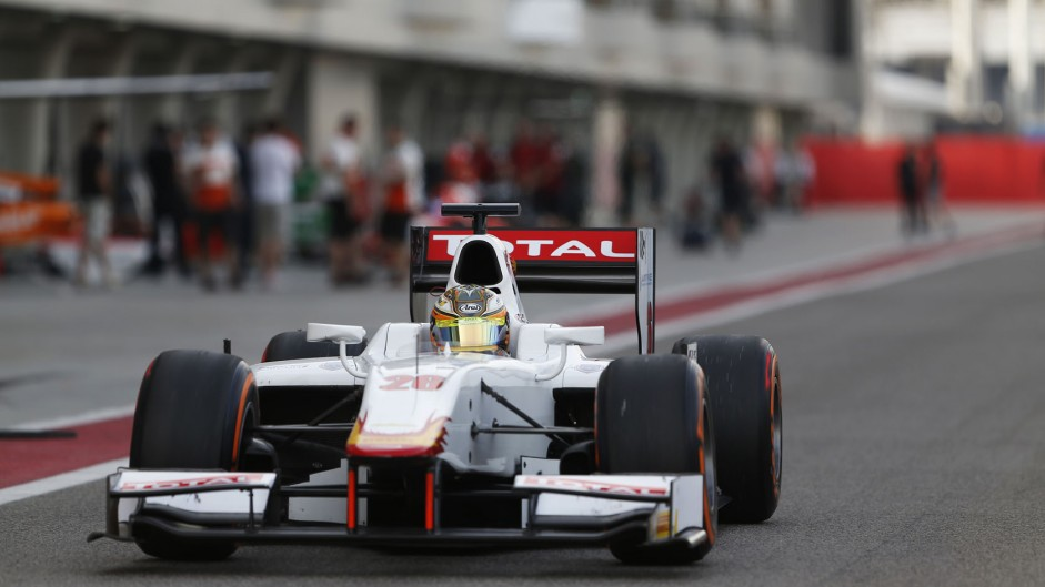Live: 2014 Monaco GP2 sprint race