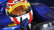 Felipe Nasr, Carlin, GP2, Bahrain, 2014