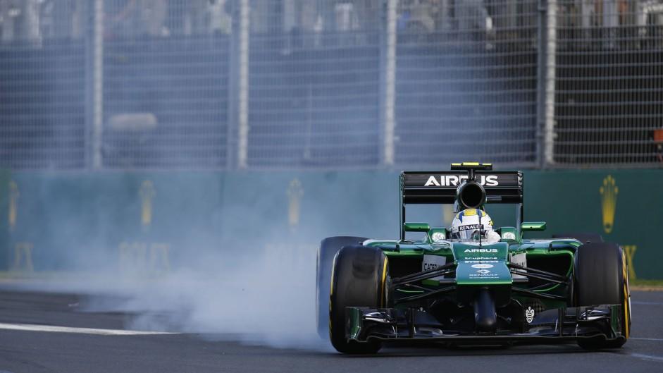 2014 Australian Grand Prix fans' video gallery