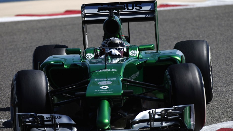 "Caterham's ""final chance"" to deliver points"
