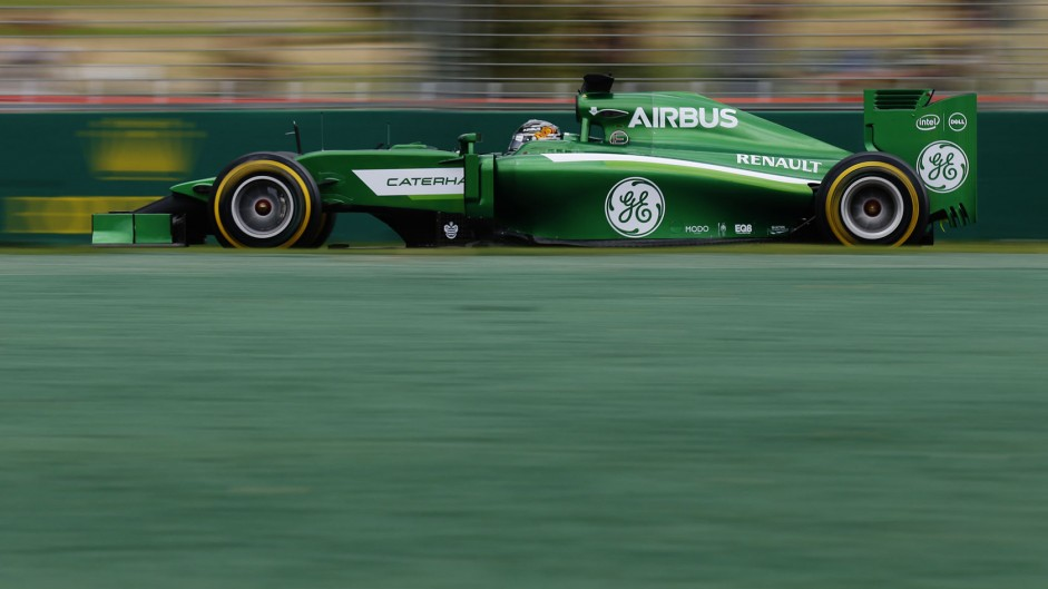 "Caterham has ""a lot more potential"" – Kobayashi"