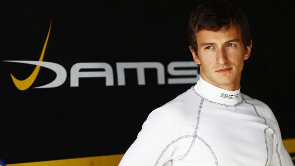 Stephane Richelmi, DAMS, GP2, Bahrain, 2014