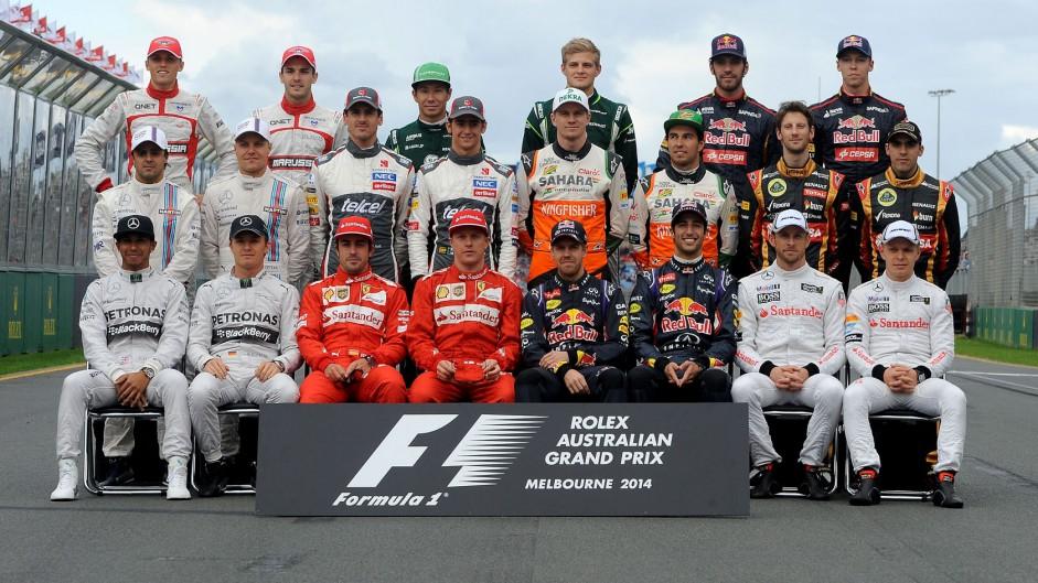 Drivers, Melbourne, 2014