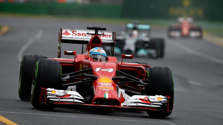 Alonso cleared of impeding Gutierrez