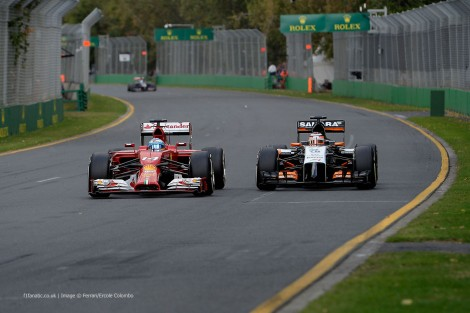 Ferrari in search of top speed boost · RaceFans
