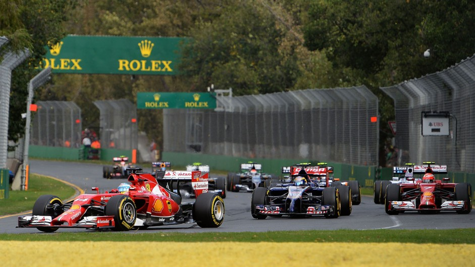 Alonso and Raikkonen concerned over Ferrari pace