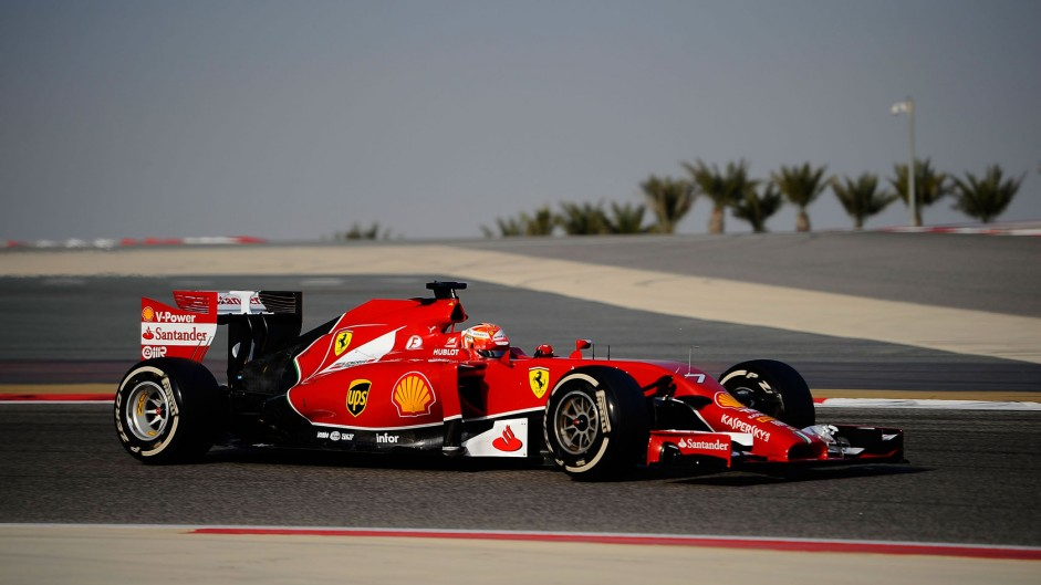 "Ferrari raise their game with ""two roosters"" in team"