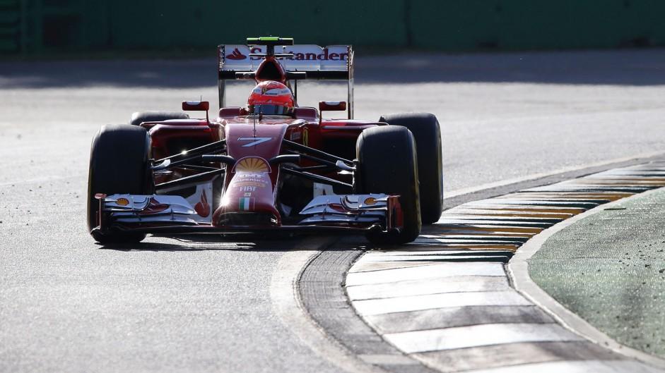 Crash not to blame for Q2 exit – Raikkonen