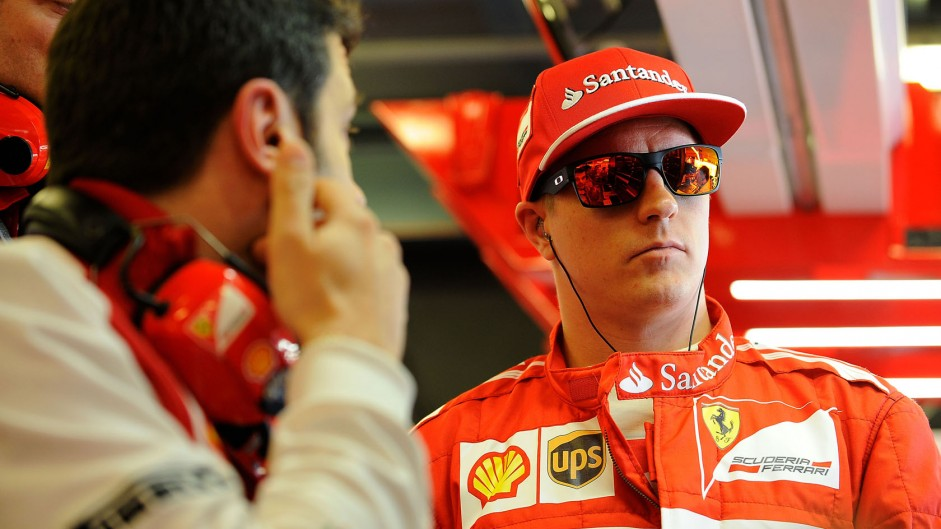 Raikkonen denies brake-by-wire problems