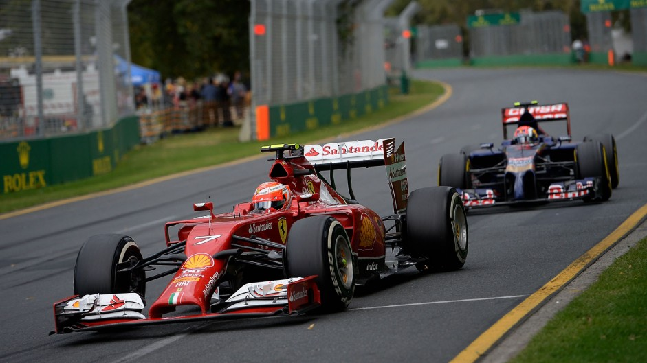 Raikkonen expects improvement 'right from next race'