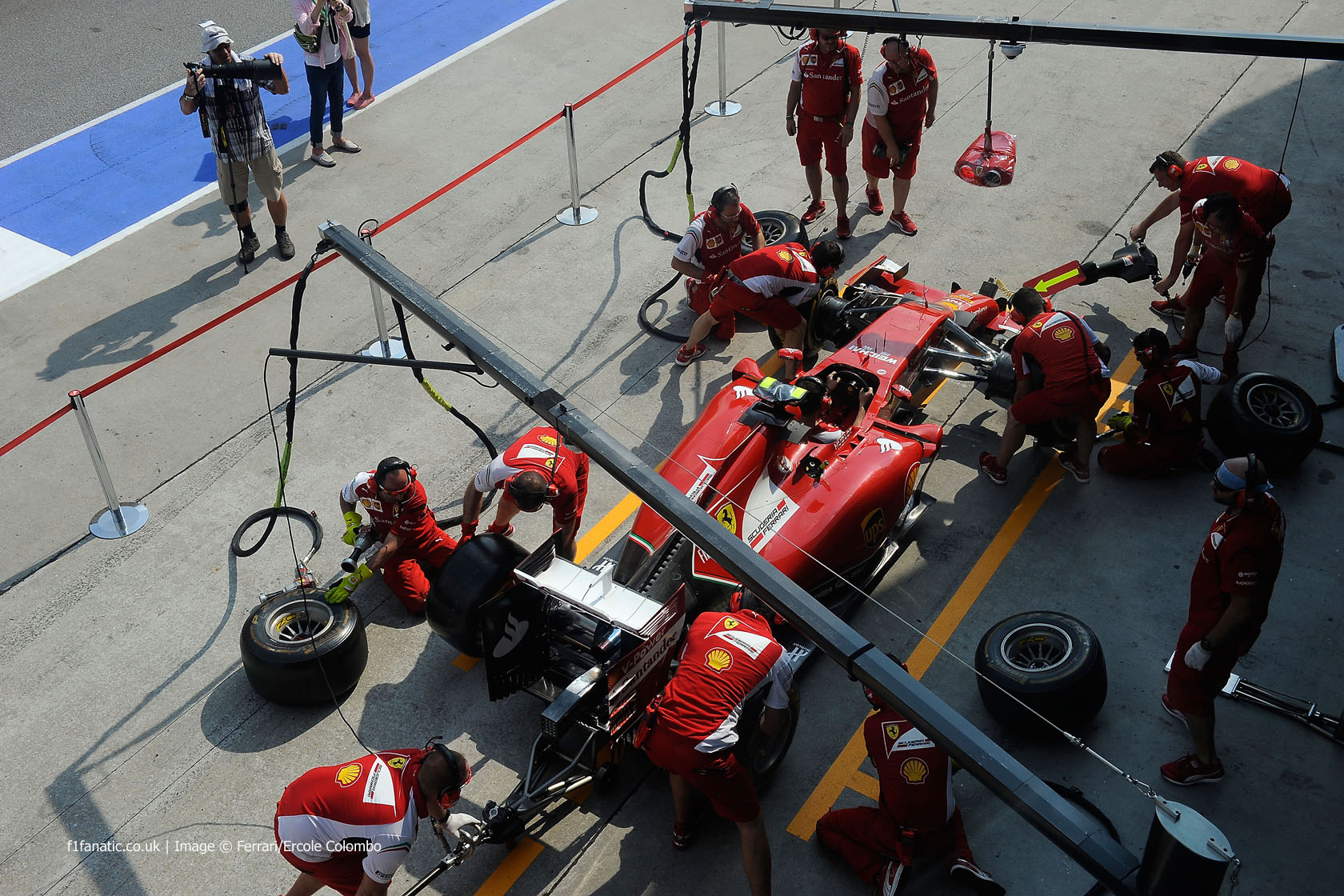 Ferrari, Sepang International Circuit, 2014