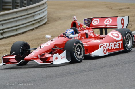 Scott Dixon, Ganassi, Barber Motorsport Park, 2014