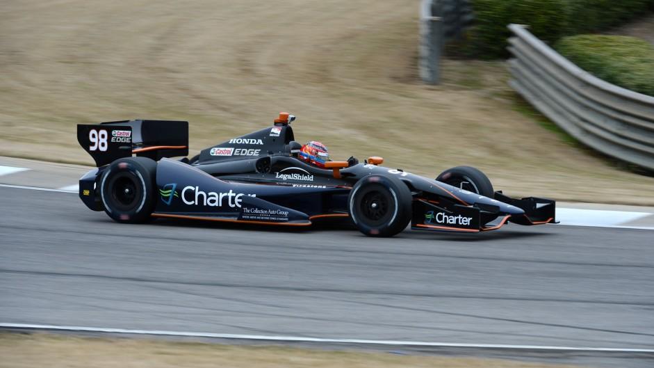 Jack Hawksworth, Herta, Barber Motorsport Park, 2014