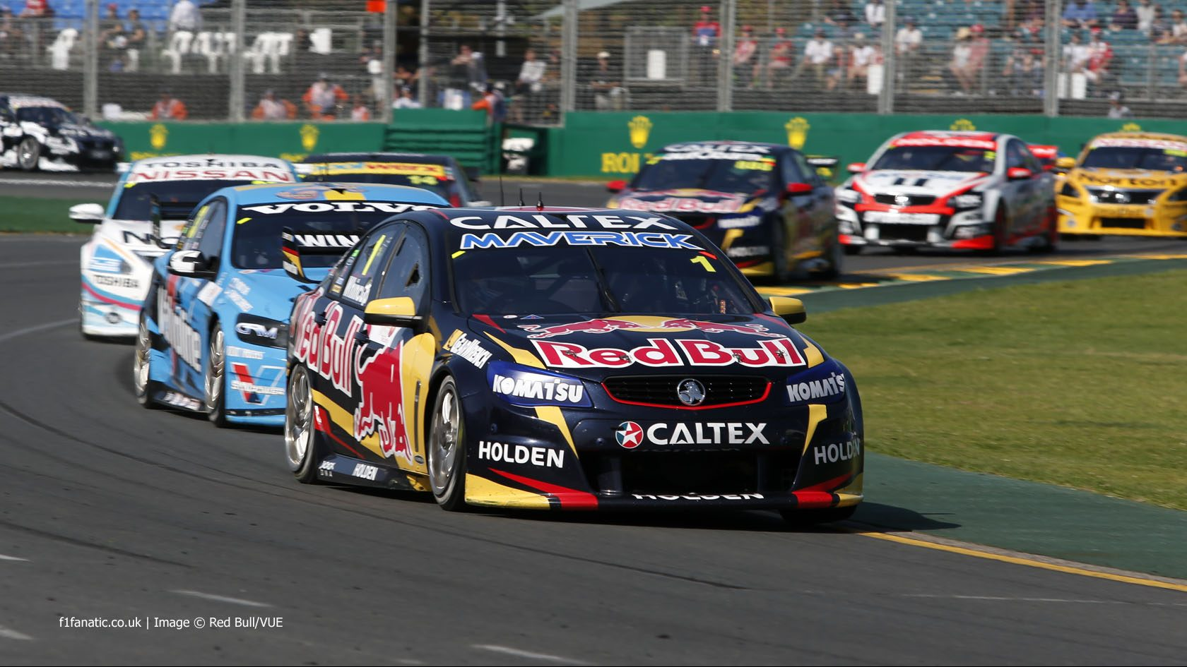 Jamie Whincup, Holden, Melbourne, Australian V8 Supercars, 2014
