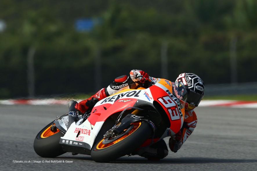 Marc Marquez, Honda, Sepang, Moto GP, 2014