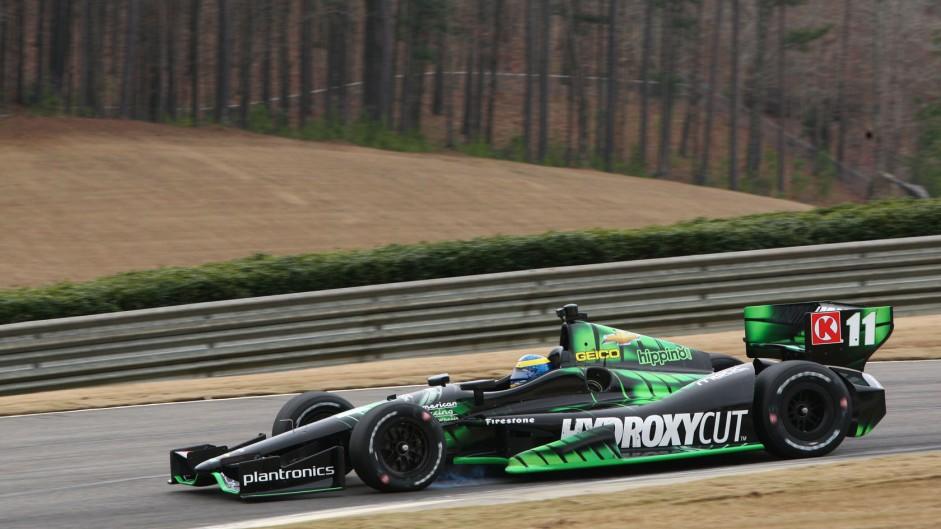 Sebastien Bourdais, KV, Barber Motorsport Park, 2014