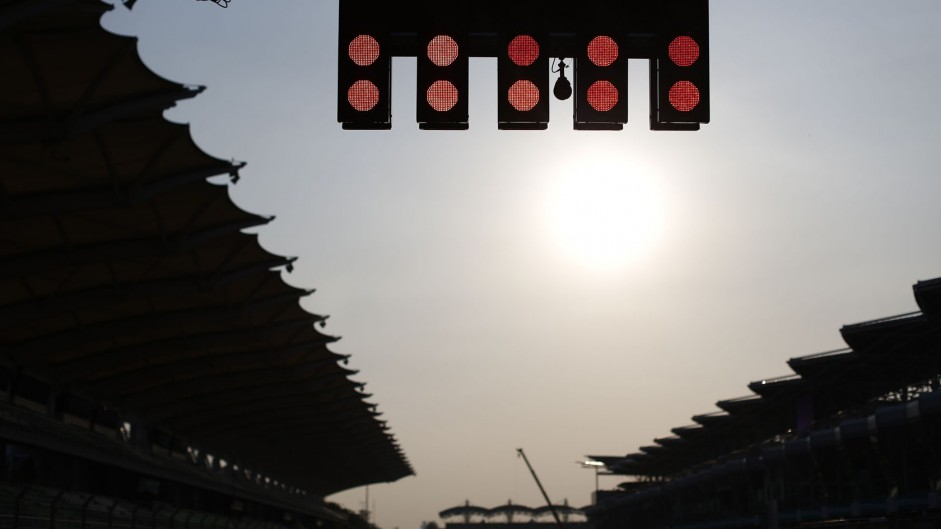 Lights, Sepang International Circuit, 2014