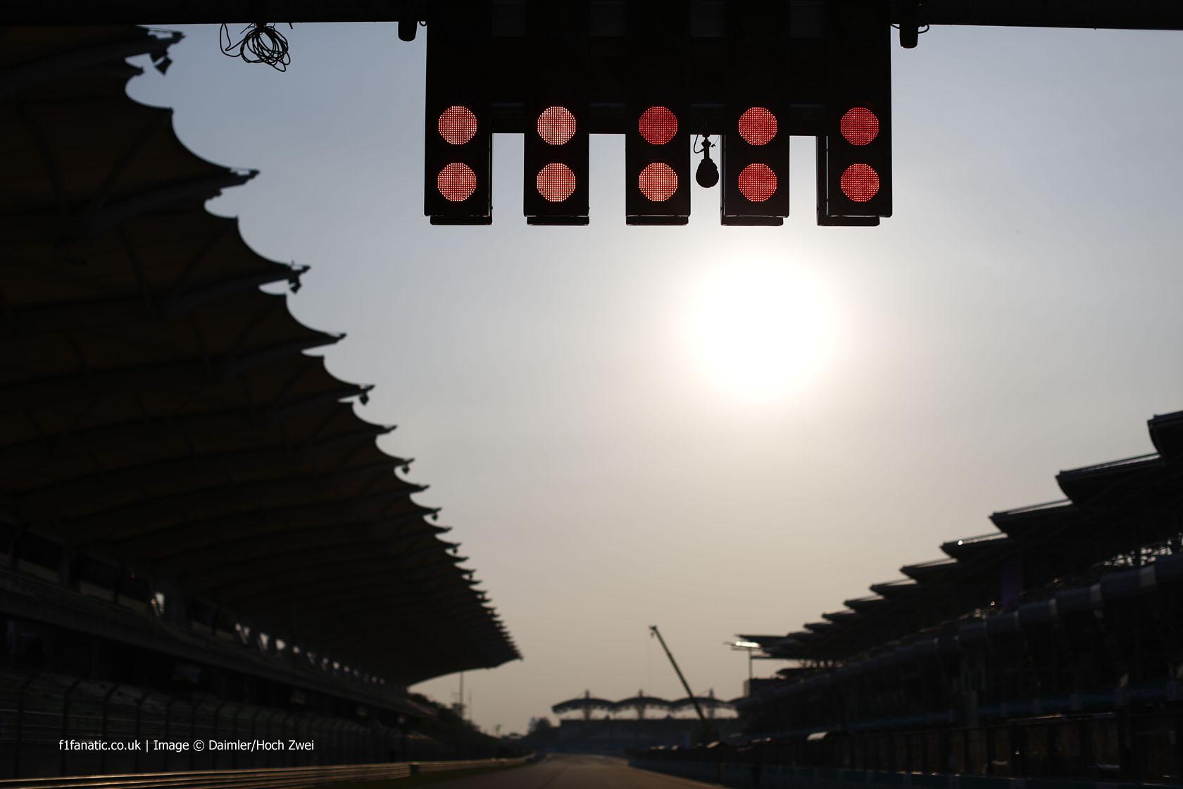 Lights, Sepang International Circuit, 2014